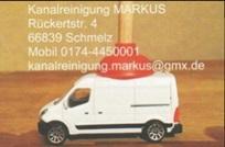 Kanalreinigung Markus